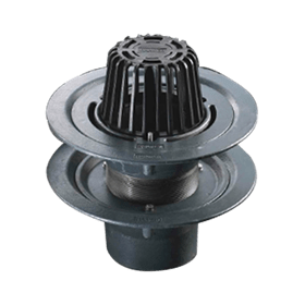 cast iron roof outlets product range image