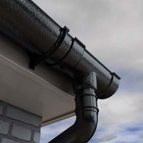 heritage cast aluminium gutters and downpipes product range image